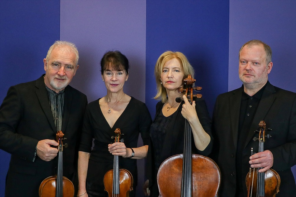 Brodsky Quartet on 9/11/19