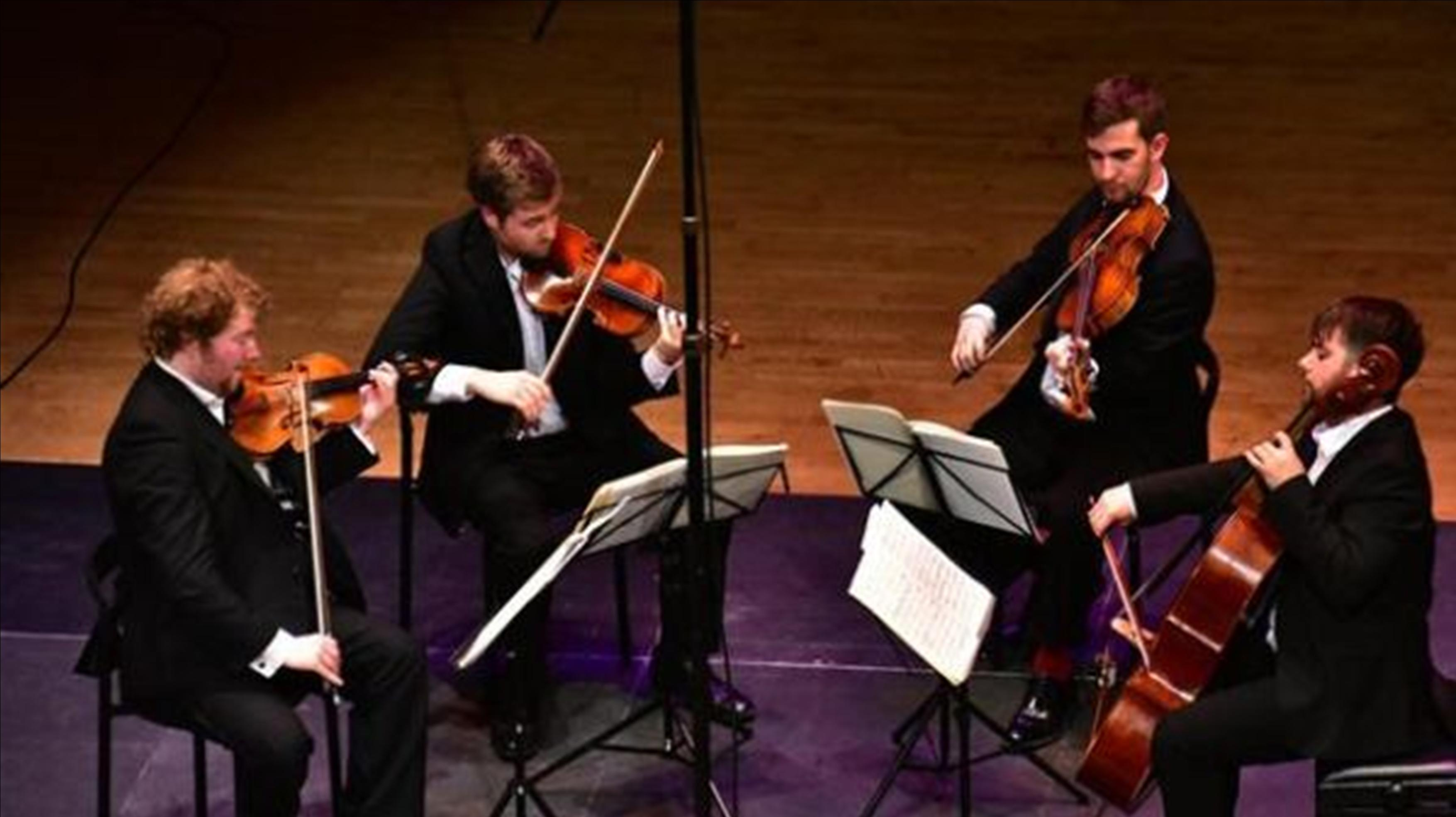 Maxwell String Quartet